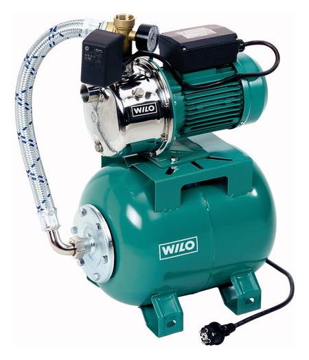 Насосы для водоснабжения Wilo