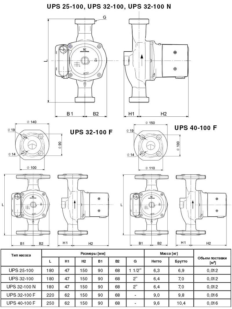 схема циркуляционного насоса для скважин