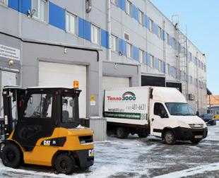 Доставка грузовым транспортом нашей компании