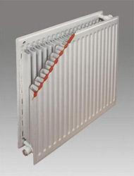 Параметры стальных панельных радиаторов