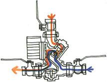 Работа Laddomat 21-60, фаза 2